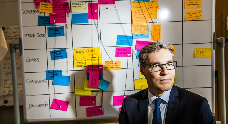 Jon Johnsen PFA, er koncerndirektør og COO med ansvar for blandt andet produktudvikling og digitalisering. Han forudser, at PFA i høj grad kommer til at produktudvikle inden for sundhedsområdet.