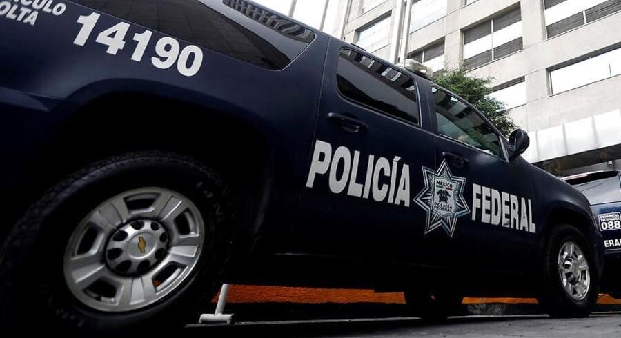 Et angreb på en betjent var måske terror. REUTERS/Edgard Garrido
