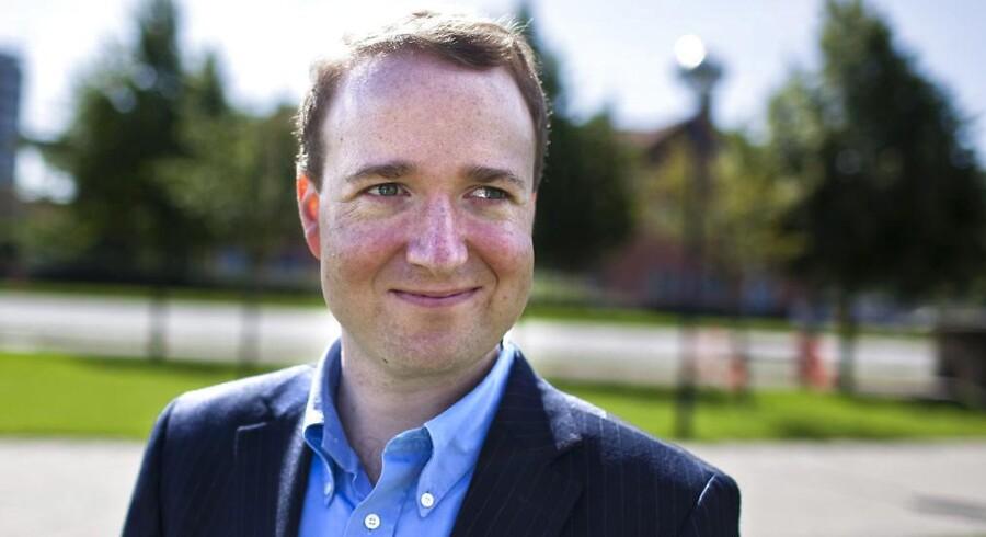 Venstres udenrigsordfører, Michael Aastrup Jensen.