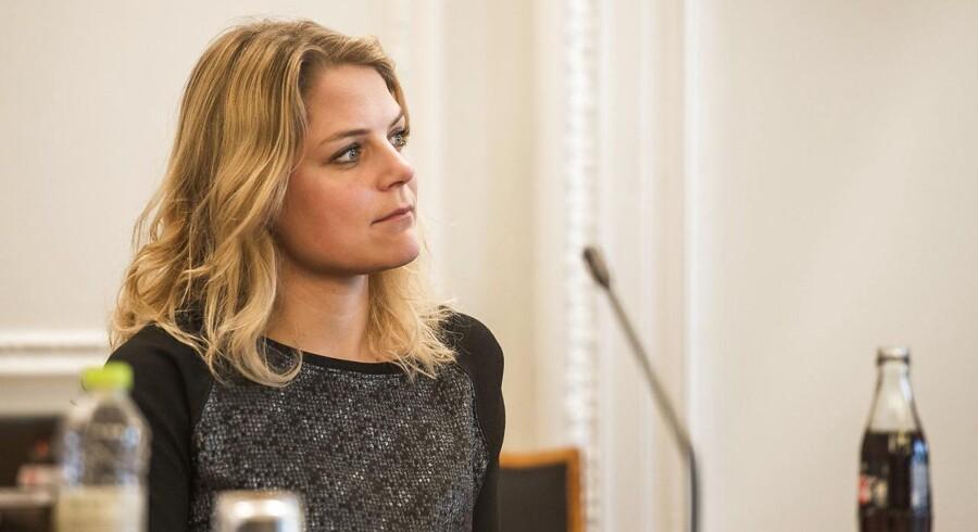 Arkivfoto. Flere partier opfordrer blå politikere til at tænke sig om efter samråd om Inger Støjbergs ulovlige instruks.
