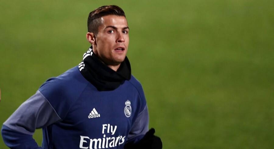 Christiano Ronaldo.