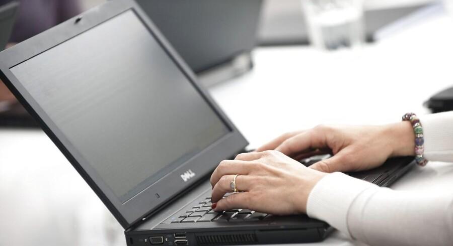 Et stigende antal danskere bliver ramt af såkaldt ransomware, hvor hackere låser filer og kræver løsepenge.