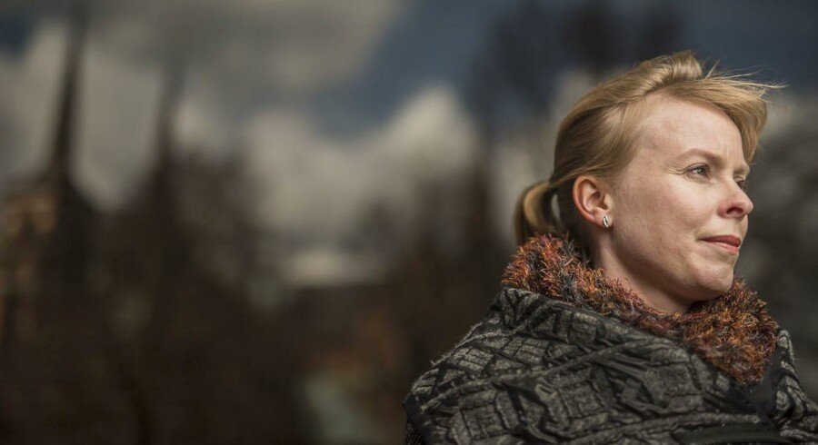 Borgmester i Roskilde, Joy Mogensen.