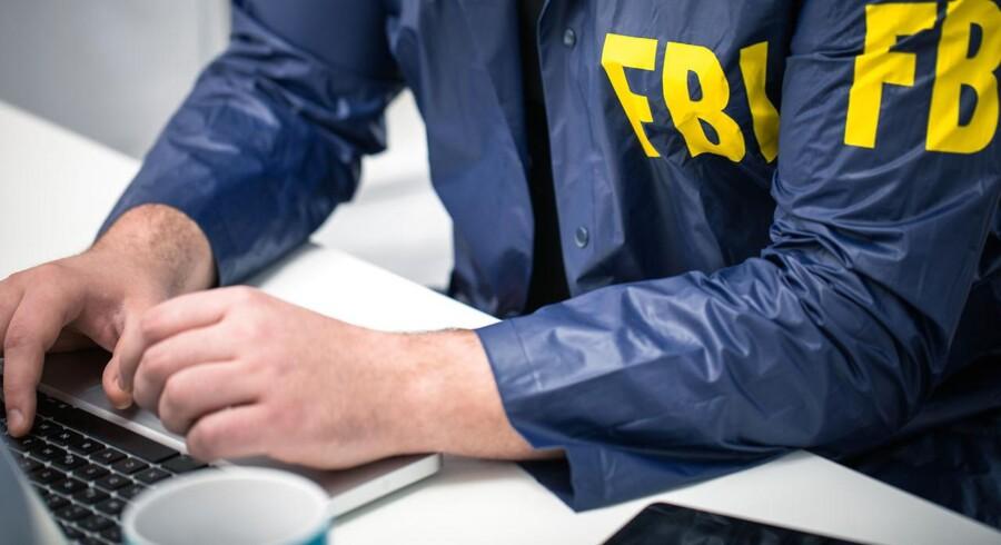 FBI må ikke operere på norsk grund og har derfor fremskaffet beviser på ulovlig vis, afslører norsk avis. Arkivfoto: Iris/Scanpix