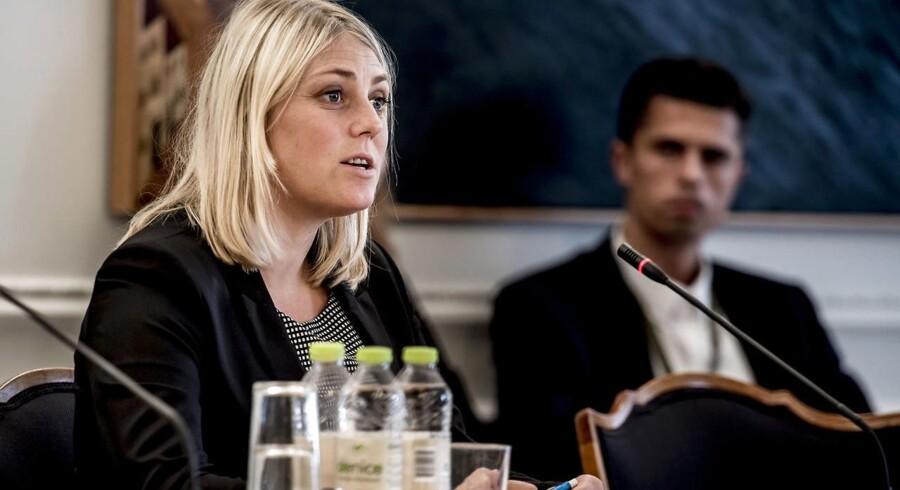 Arkivfoto: Bander bør bekæmpes over en bred front, mener Socialdemokratiets retsordfører, Trine Bramsen.