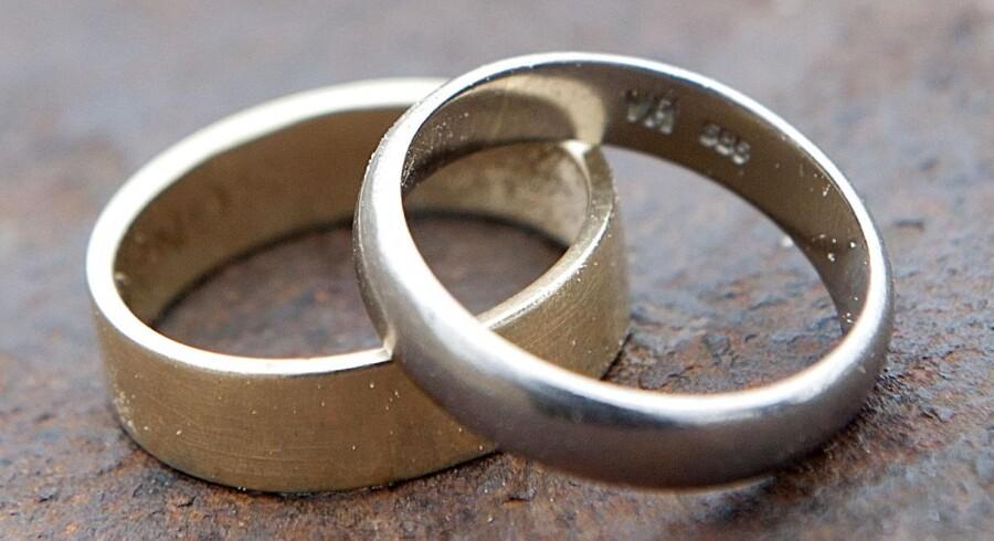 »Kun i 26,2 procent af parrene mellem 30 og 44 år tjente kvinden mest i 2016,« skriver Danmarks Statistik.