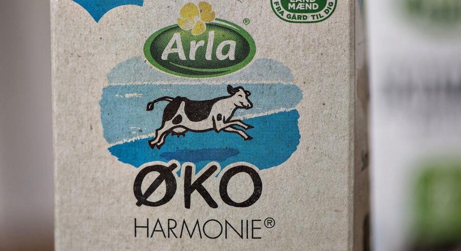 Arla har en vild plan: Hele Danmark skal spise økologisk