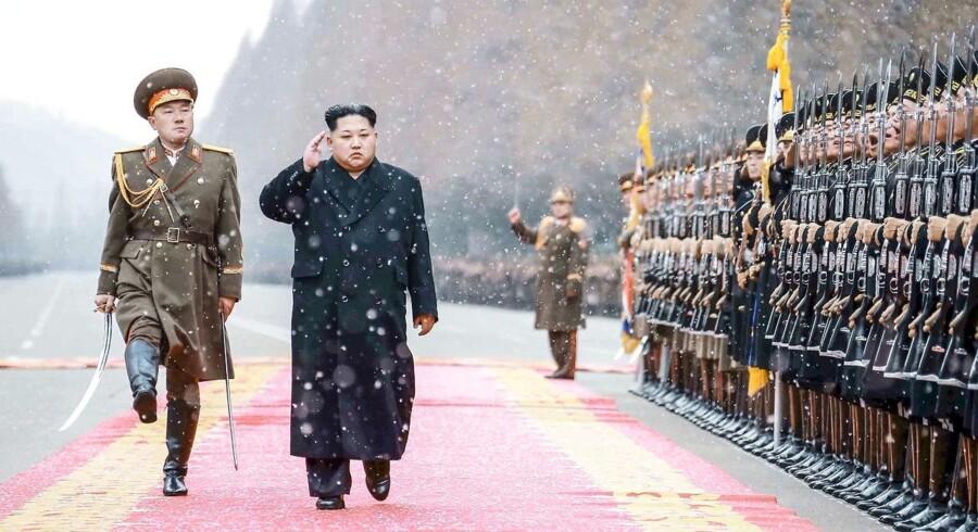 Hvis konflikten mellem USA og Nordkorea eskalerer, vil investorerne blive ramt, men ifølge analytikere vil nedturen på de globale aktiemarkeder blive kortvarig og begrænset.