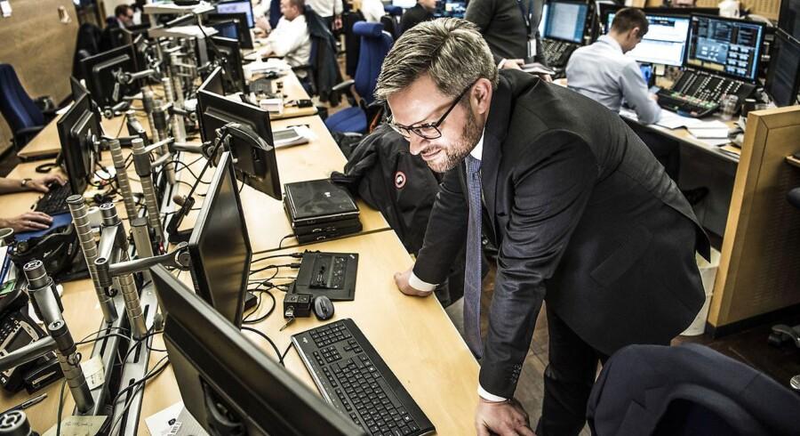 Arkivfoto: Regeringen opgav søndag at fremrykke en hævning af pensionsalderen. Det får først og fremmest to betydninger for dansk økonomi, vurderer cheføkonom hos Danske Bank, Las Olsen.