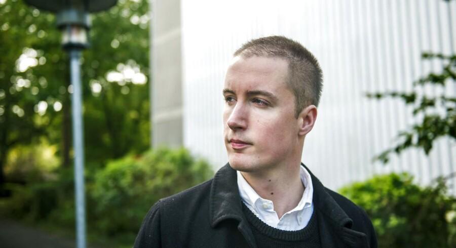 Arkivfoto: SFs gruppeformand Jacob Mark. Han stiller nu forslag om at lukke for lukrativt smuthul.