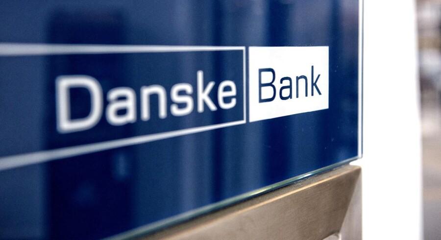 (ARKIV) Danske Bank den 23. januar 2014. Ledelsen i Danske Bank har været for slap til at reagere på hvidvask i bankens filial i Estland, mener Finanstilsynet. Hverken direktør eller formånd vil gå af. Det skriver Ritzau, torsdag den 3. maj 2018.. (Foto: Jens Nørgaard Larsen/Ritzau Scanpix)