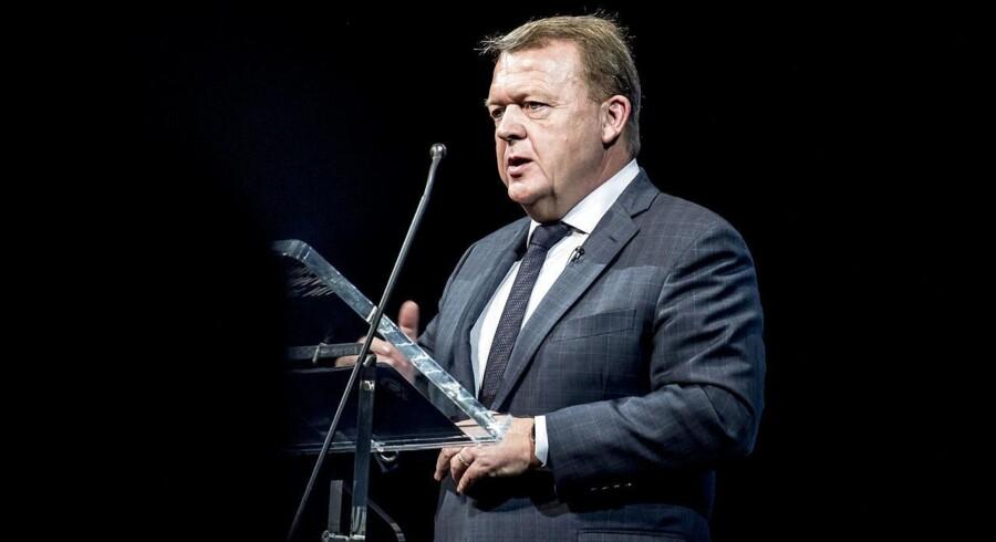 Arkivfoto. Det nytter ikke at tale om vidtrækkende EU-projekter. Der skal fokuseres på rugbrødsarbejde, mener Lars Løkke.