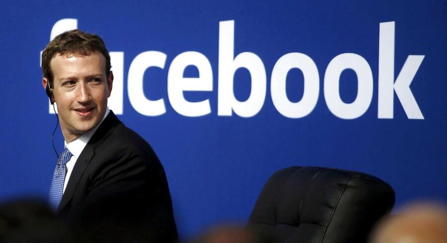 Facebook lancerede onsdag sin nye videosatsning, Watch, der vil blive tilgængelig for udvalgte amerikanske brugere i løbet af de næste døgn.