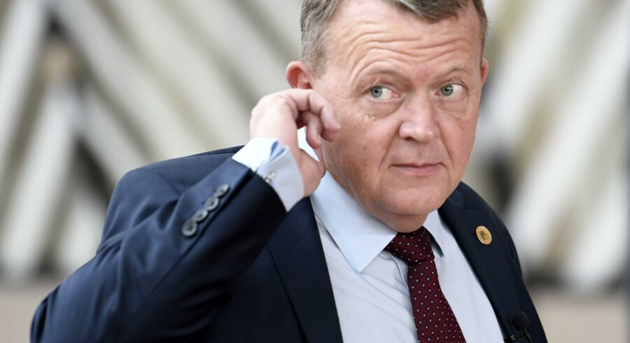 Statsminister Lars Løkke Rasmussen (V) oplever en mæthed i EU over for nye medlemslande. Arkivfoto. Scanpix/Stephane De Sakutin
