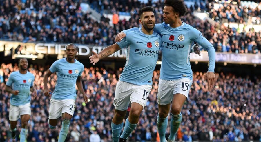 Forretningen Manchester City fortsætter med at vokse. Scanpix/Oli Scarff