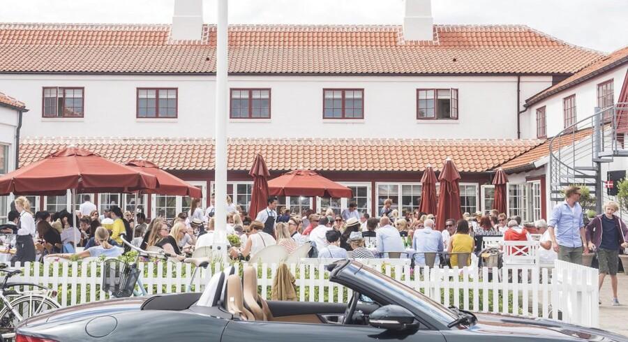 fotos fra uge 29 i Skagen: Ruths hotel