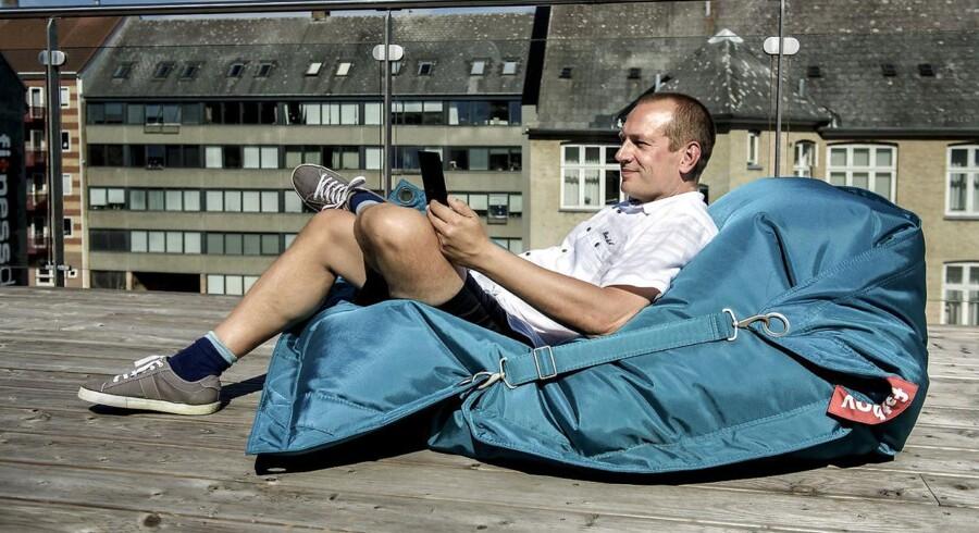 Martin Thorborg har netop solgt sin virksomhed Dinero til norske Visma.