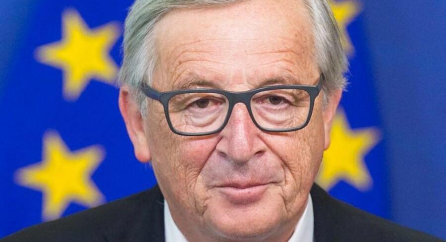 Der er sket meget, siden Jean-Claude Juncker sidste år holdt sin tale om EU. Han ser nu positivt på fremtiden.