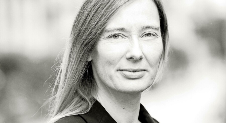 Merete Lind Mikkelsen enhedschef i Slots- og Kulturstyrelsen.