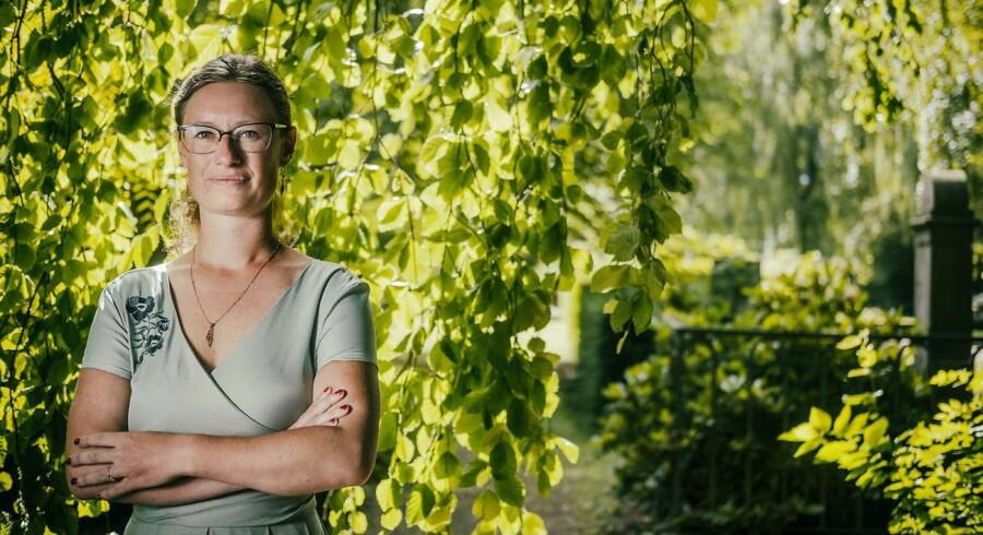 København skal have flere grønne åndehuller, mener Ninna Hedeager Olsen (EL). Hun er også klar til at lukke ned for mere af byens biltrafik for at tilgodese cyklister og gående.