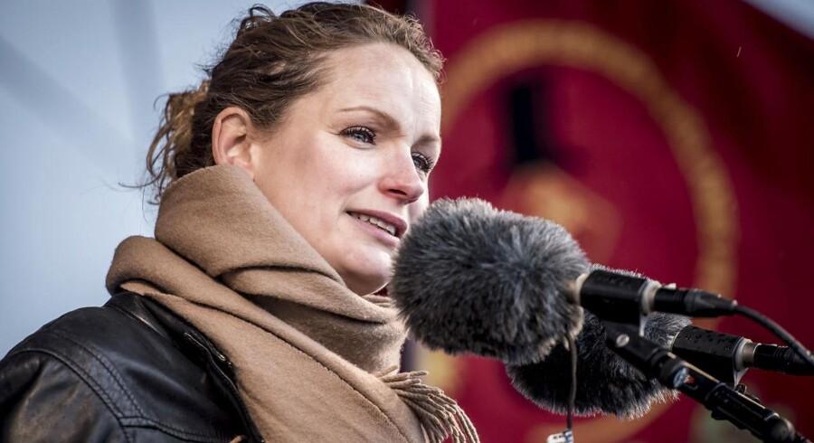 Enhedslistens Pernille Skipper har fremlagt en plan, som ikke hænger sammen - men det vil næppe anfægte partiets vælgere.