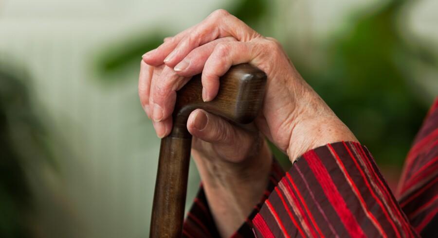 Langt de fleste borgere aner ikke, om de sparer nok op til livet som pensionister. Og de er utrygge ved deres pensionsopsparinger, skriver Politiken. Free/Colourbox
