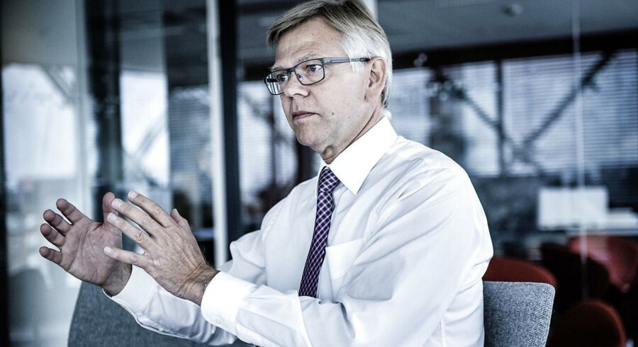 Karsten Dybvad, direktør for Dansk Industri (DI).