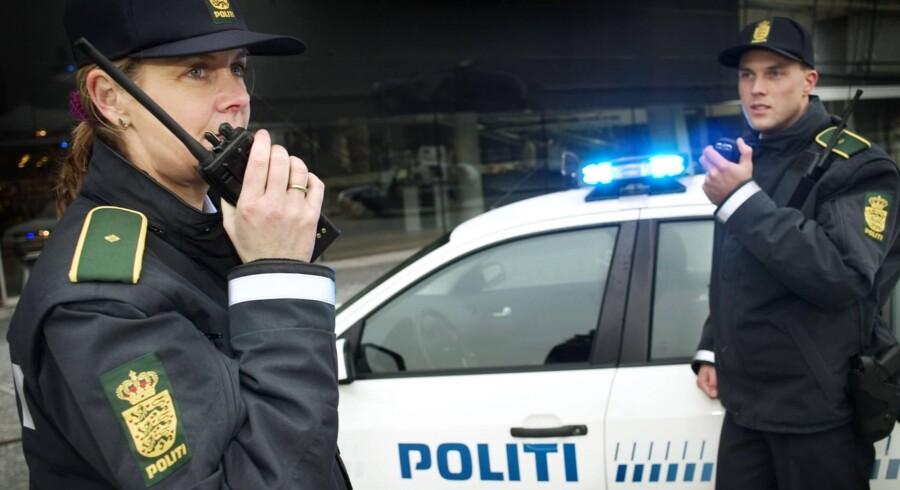Torsdag anholdt politiet 11 personer med tilknytning til bandemiljøet i Aarhus. Otte er løsladt igen, mens tre er blevet varetægtsfængslet for narkohandel. Free/Poltiiet/arkiv