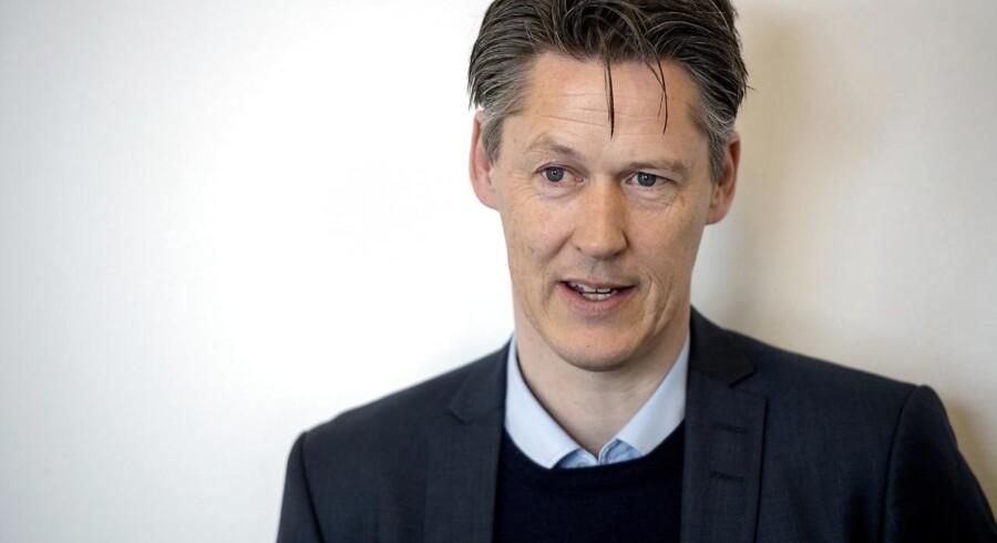 Det kan blive svært at rekruttere de nødvendige økonomer med miljøekspertise til Aarhus, vurderer overvismand Michael Svarer. Foto: Thomas Sjørup/Scanpix 2018