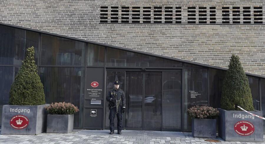 Arkivfoto: Retten på Frederiksberg