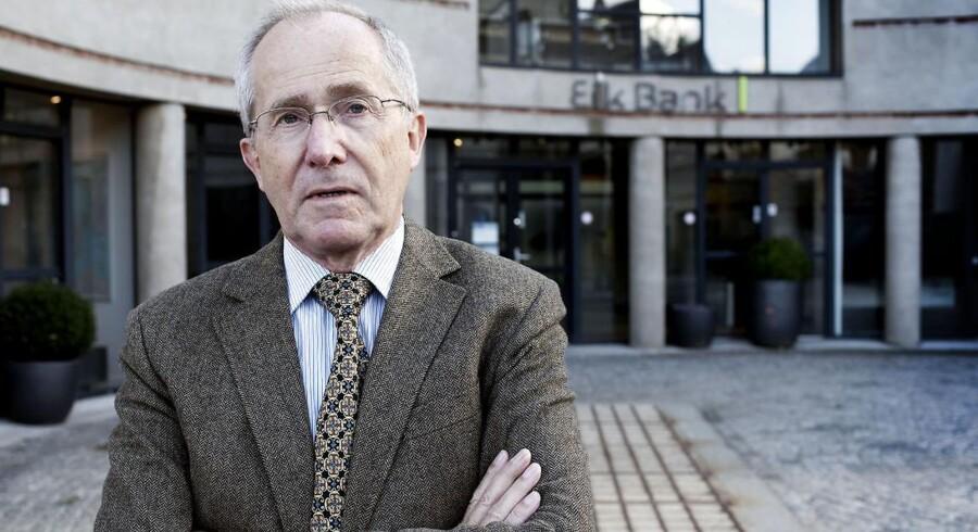 Jørn Astrup Hansen, pensioneret bankdirektør og den mand, der blev sendt til Færøerne for at rydde op i Eik Bank for Finansiel Stabilitet.