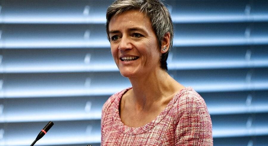 Berlingske har kåret Margrethe Vestager til Årets Dansker 2016.