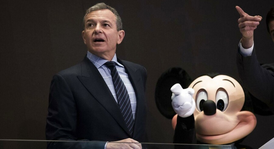 Disneys topchef Bob Iger.