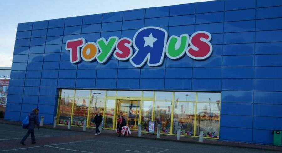 Danske TopToy forventer ikke, at en potentiel konkurs i Toys R Us vil påvirke selskabets drift. Free/Toptoy