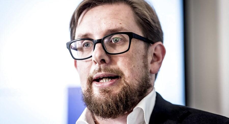 Minister må lave tilføjelse til nye identifikationskort, så Sverige giver rejsende direkte adgang til landet. (Foto: Mads Claus Rasmussen/Scanpix 2017)
