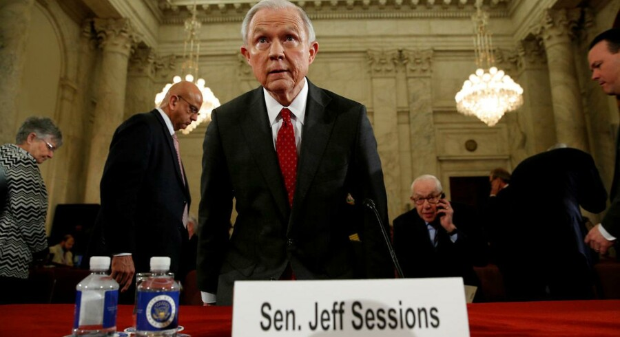 Arkivfoto. USAs justitsminister mener ikke, han har vildledt Senatet efter rapporter om kontakt til russisk ambassadør.