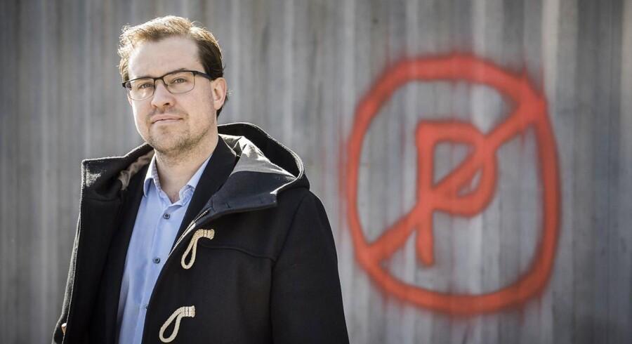 Patrick Kongsbak - CEO for Parkman USA og tidligere adm. direktør for Parkman Danmark