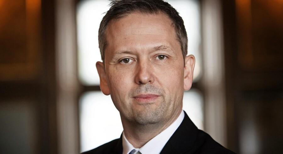 Det vil give bivirkninger i dansk økonomi, hvis arbejdsløsheden kommer under tre procent, advarer cheføkonom Steen Bocian, Dansk Erhverv. PR-foto
