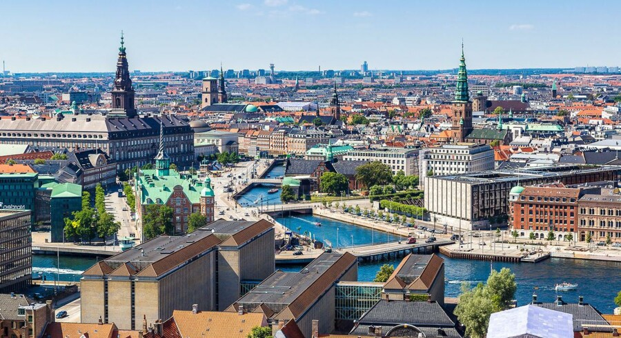»Jeg holder af, at vi i Danmark har så stor og stærk en hovedstad som København.«
