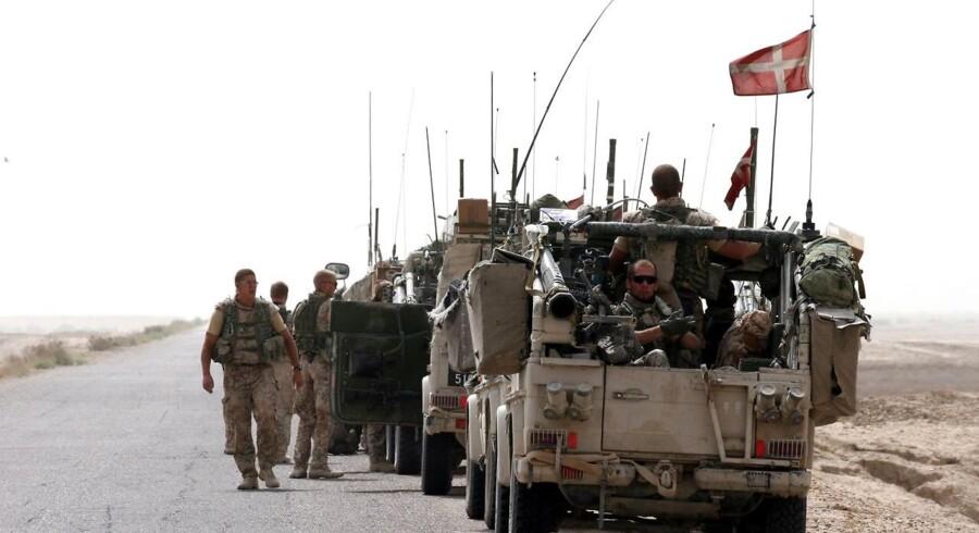 Store dele af Irak kontrolleres ikke længere af Islamisk Stat. Derfor trækkes danske specialstyrker hjem.