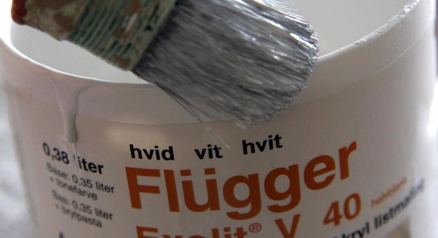 Arkivfoto. Flügger.