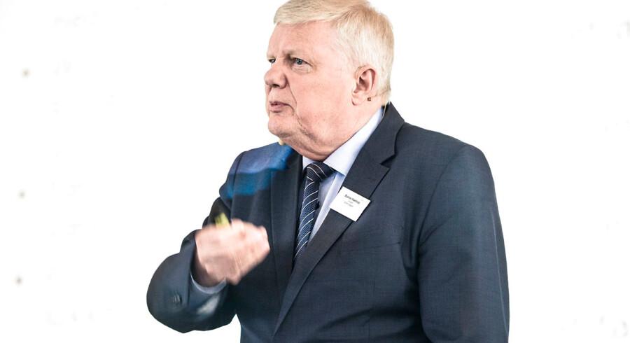 Adm. direktør i Ældresagen Bjarne Hastrup foreslår, at danskerne skal have mulighed for at trække en skive af de penge ud, som de har sparet op til pension, og bruge dem konstruktivt til at sikre sig et godt liv.