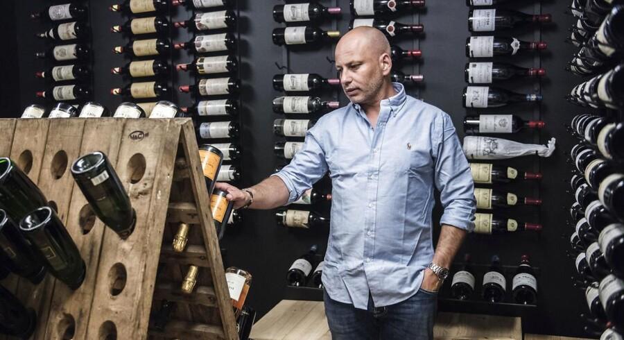 Fine Wine Invest er gik torsdag konkurs, efter at problemerne i flere måneder har tårnet sig op.