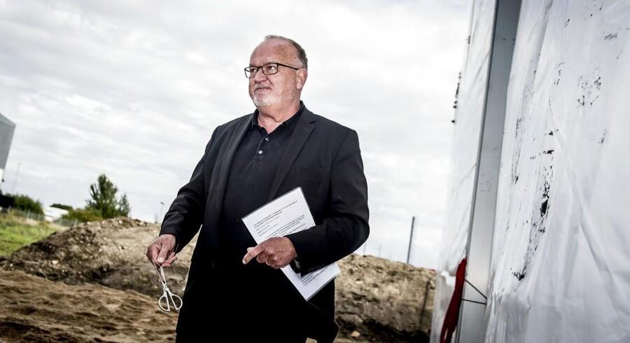 Efter 11 år på posten som direktør for By & Havn stopper Jens Kramer Mikkelsen til sommer, skriver By & Havn tirsdag den 17. april 2018. (Foto: Mads Claus Rasmussen/Ritzau Scanpix)