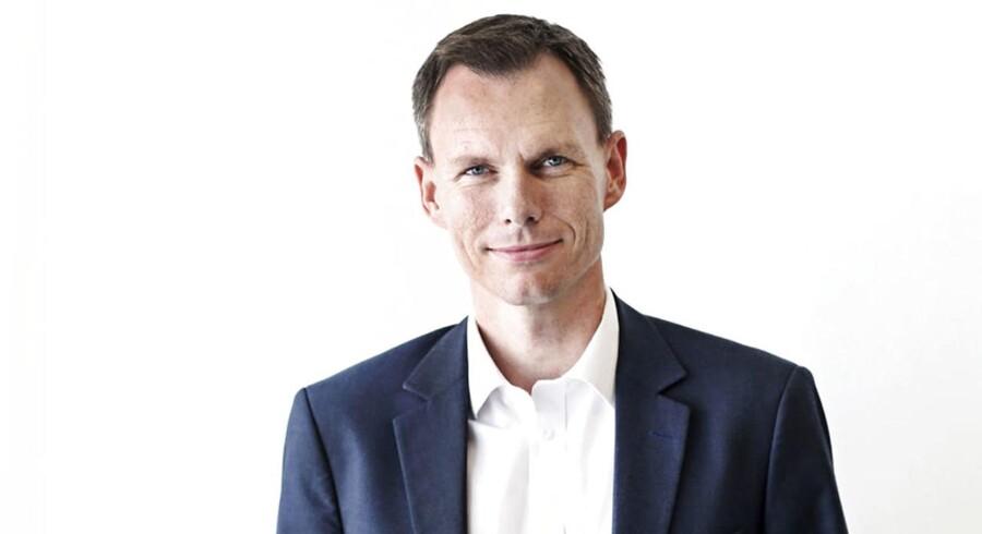 Kent Damsgaard, vicedirektør i DI.