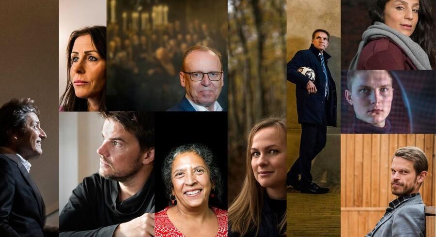 Collage - Årets Dansker 2017