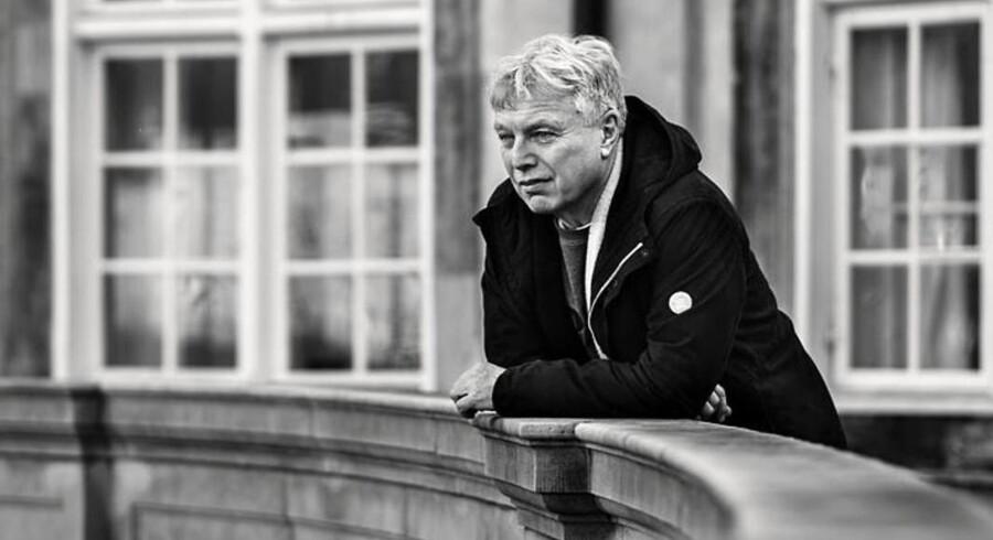 Uffe Elbæk, politiker og politisk leder af Alternativet.