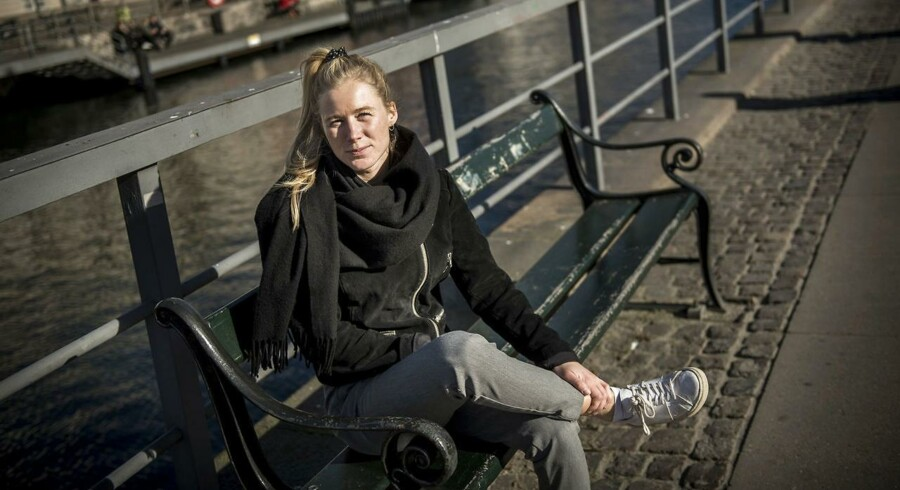 Sofie Groth, folketingskandidat for Alternativet, er tilhænger af globaliseringen.