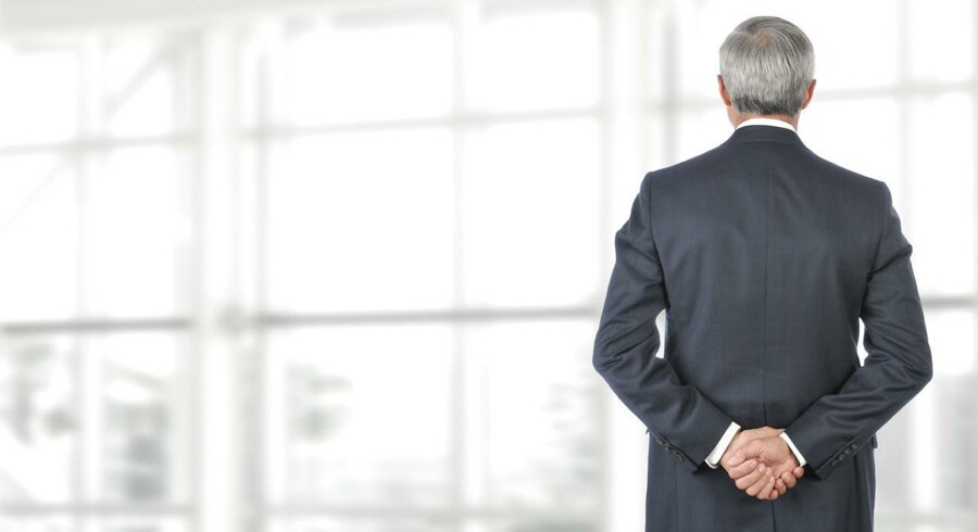 Modelfoto: Gråt hår og stor erfaring er blevet mere populært på de danske arbejdspladser, viser en ny analyse.