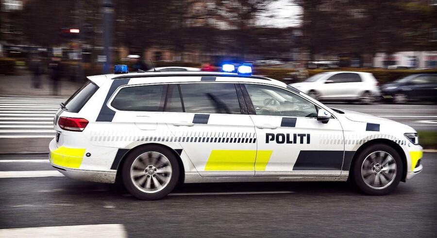 Arkivifoto: Syd- og Sønderjyllands Politi oplyser i en pressemeddelelse, at en mand er blevet fundet dræbt på en campingplads i Vejers, der ligger vest for Varde. En person er anholdt i sagen.